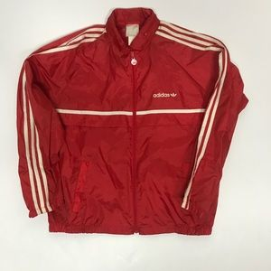 Vintage Adidas Windbreaker 80s/90s Jacket